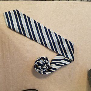 Canali Silk/Cotton Blend Tie